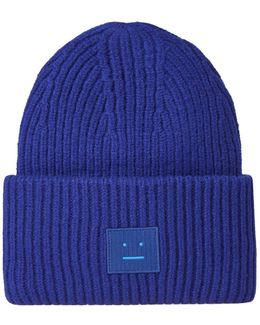 Pansy L Face Beanie