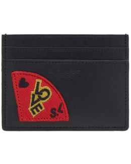 Love Patch Card Holder