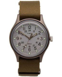 Mk1 Aluminium Watch