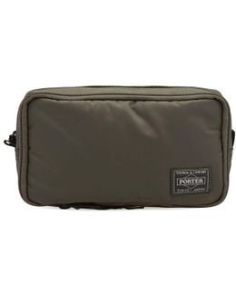 Olive Drab Grooming Pouch