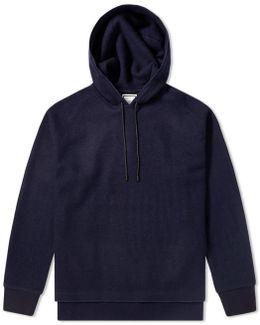 Wool Pullover Hoody
