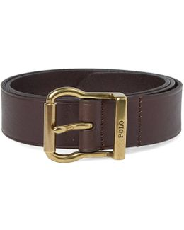 Polo Ralph Due Branded Belt