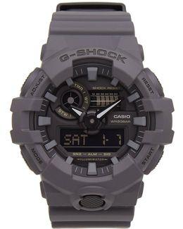 Casio Ga-700uc-8a 'utility Colour' Watch