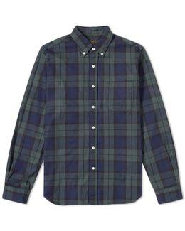 Button Down Twill Shirt