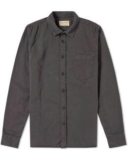 Nudie Henry Pigment Shirt
