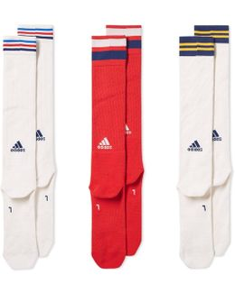 Adidas X Pharrell Williams Us Open Knee Sock 3 Pack
