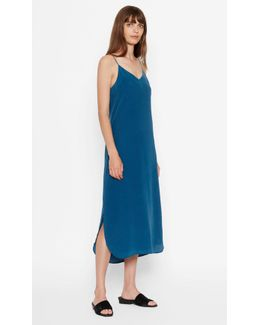 Dian Silk Dress