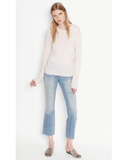 Sloane Crew Neck Cashmere Sweater
