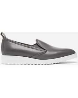 The Leather Street Shoe