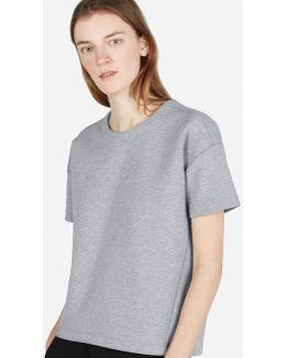 The Street Fleece Short-sleeve Sweatshirt