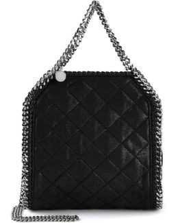 Small Quilted Falabella Tote