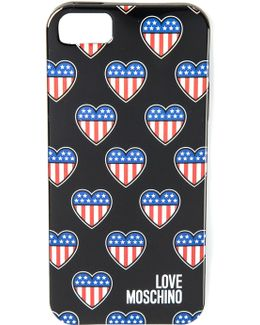 American Heart Iphone 5/5s Cover