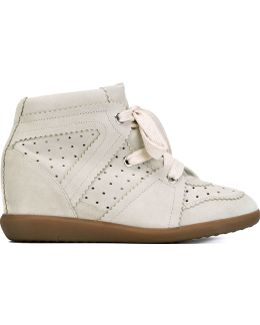Étoile 'bobby' Concealed Wedge Sneakers