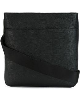 Small Flat Shoulder Bag