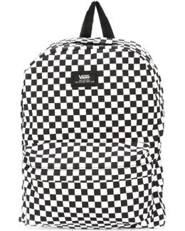 Chess Print Backpack