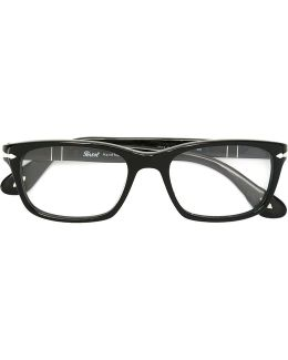 Rectangular Frame Glasses