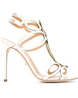 Farrah Leather Sandals