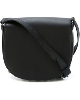 Lia Sling Leather Cross-Body Bag