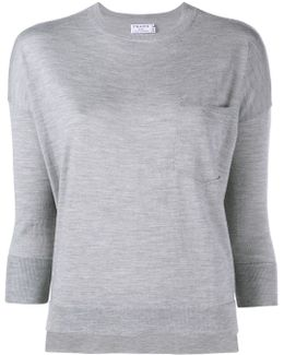 Le Crew Wool-cashmere Blend Sweater