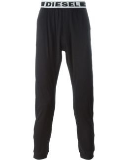 - Logo Waistband Pyjama Pants - Men - Cotton - M