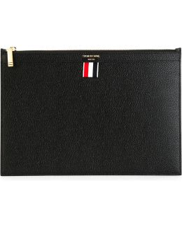- Zipped Clutch - Men - Calf Leather/leather - One Size