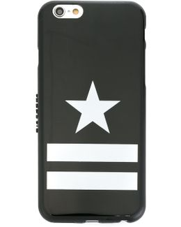 Star And Stripes Print Iphone 6 Cover