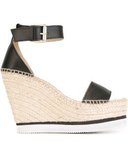 'glyn' Wedge Sandals