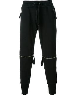 Detachable Cuff Track Pants