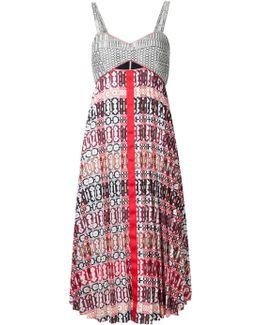 'georgette Madeline' Dress