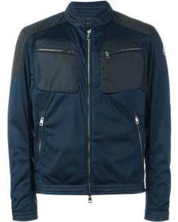 'fabrice' Mesh Padded Jacket