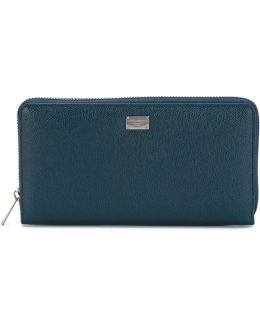 'dauphine' Continental Wallet