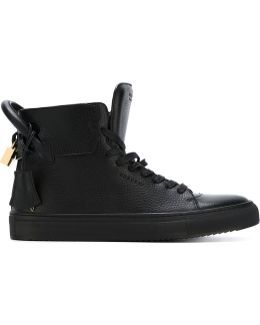 '125mm' Hi-top Sneakers