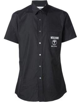 Logo Patch Pocket Shirt