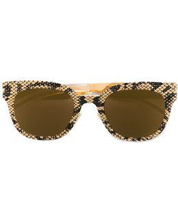 'python' Sunglasses