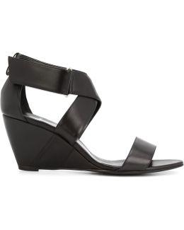 'criss Cross' Sandals