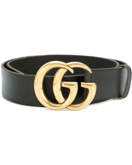 - 'double G' Belt - Women - Calf Leather - 90