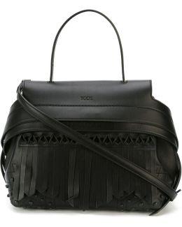 Medium Fringe Bag