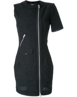 Two Way Zip Dress