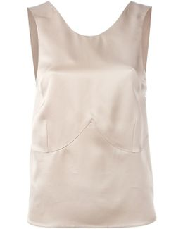 Tailored Tank Top