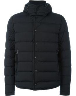 Nazaire Lightweight Hooded Puffer Jacket