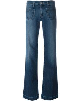 'libby' Wide Leg Jeans