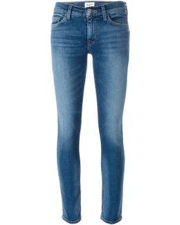 'tilda Selvage' Cigarette Jeans