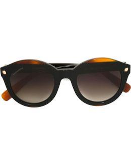 Cara Round Sunglasses