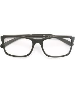 Rectangular Frame Glasses