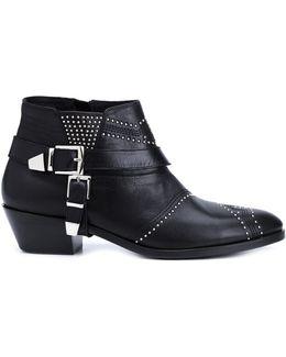 Bianca Lambskin Boots