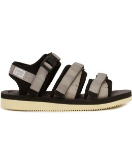 Velcro Straps Sandals