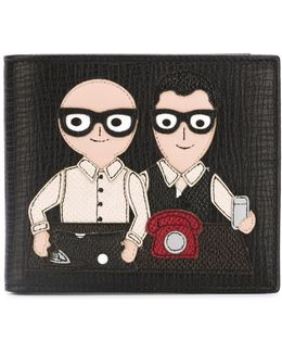 Designers Patch Wallet
