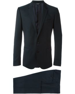 Embroidered Two Piece Dinner Suit
