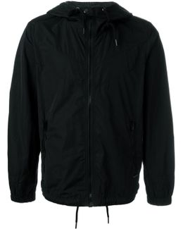 Snap Collar Wind Breaker