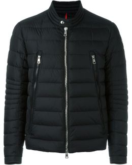 Amiot Down-flled Quilted Jacket